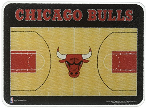 WinCraft NBA Chicago Bulls Glass Cutting Board, 11