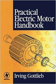 Book Practical Electric Motor Handbook