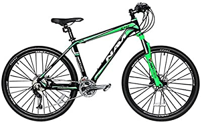 NAVI Z690 27.5-Inch Wheel Hardtail Shimano Alivio 27-Speed Mountain Bike