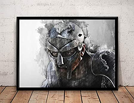 poster posters Russell Crowe gifts print gift wall art quote Gladiator