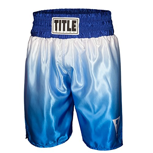 TITLE Sublimated Boxing Trunks