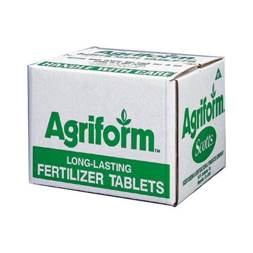 Everris 90026 Agriform Planting Tablets 20-10-5 with Minors, 500