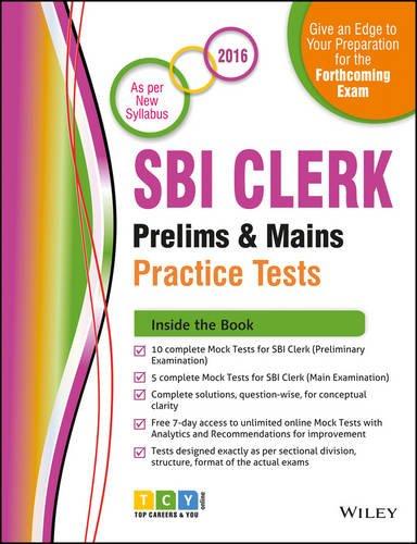 wileys-state-bank-of-india-sbi-clerk-prelims-mains-practice-tests