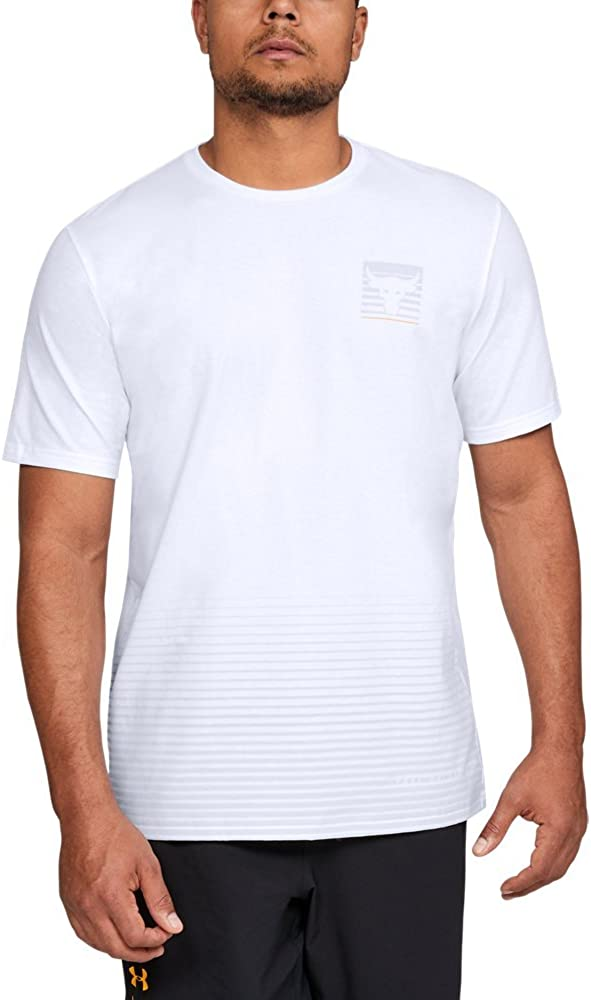 Under Armour Mens UA Project Rock T-Shirt