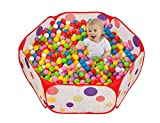 Kids Ball Pit Ball Tent Toddler for Toddlers Girls Boys for Indoor Outdoor