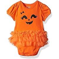 The Children's Place Baby Girls' Halloween Tutu Bodysuit