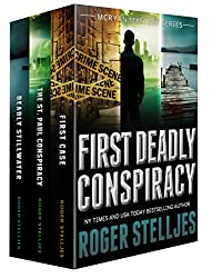 First Deadly Conspiracy - Box Set (McRyan Mystery Series, Books 1-3) (English Edition)