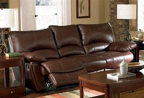 Coaster Home Furnishings Clifford Motion Sofa Chocolate