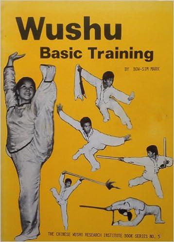 Wushu Basic Training