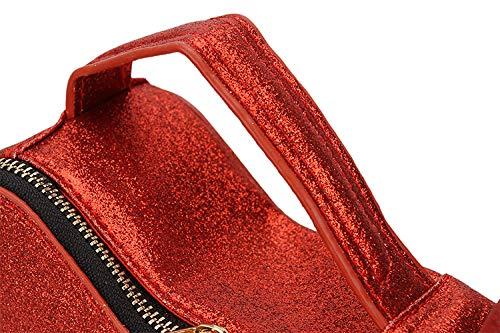 la cadena del las bolso señoras personalidad botella cartas la del de de hombro Moda la diversión bordado de bolso Pnizun Gasolina de del monedero del aleta d la monedero forma la del de de de bolso nHUTwSqx