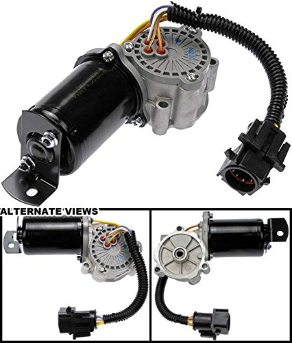 APDTY 711911 Transfer Case Shift Motor Fits Select 1990-1995 Ford & Mazda Models W/1354 Borg Warner Case (See Descrition For Full Fitment; Replaces E8TZ7G360CA, F9TZ7G360AA, YL2Z7G360B)