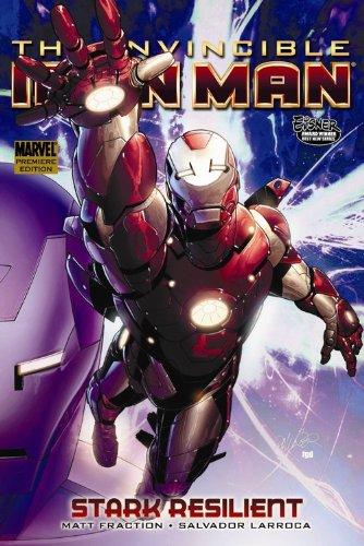 Download Invincible Iron Man Vol. 5: Stark Resilient, Book 1 PDF
