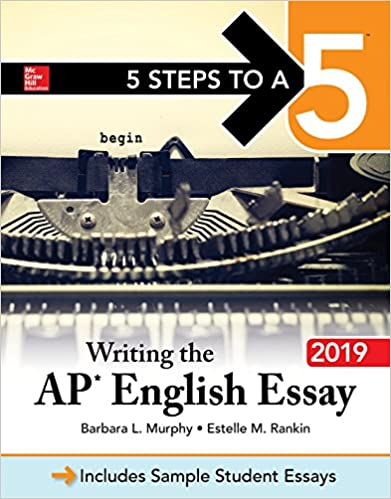 amazoncom  steps to a  writing the ap english essay    steps to a  writing the ap english essay  st edition