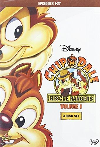 CHIP N Dale Rescue Rangers VOL 1