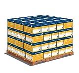 Hammermill Premium Multi-Purpose Copy Paper, 97 Bright, 2500 Sheets/64 Cartons (10581), 20 lb
