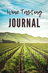 Wine Tasting Journal Paperback