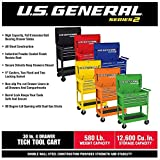 New!!!!!! Roller Cart Tool Cabinet Storage Chest