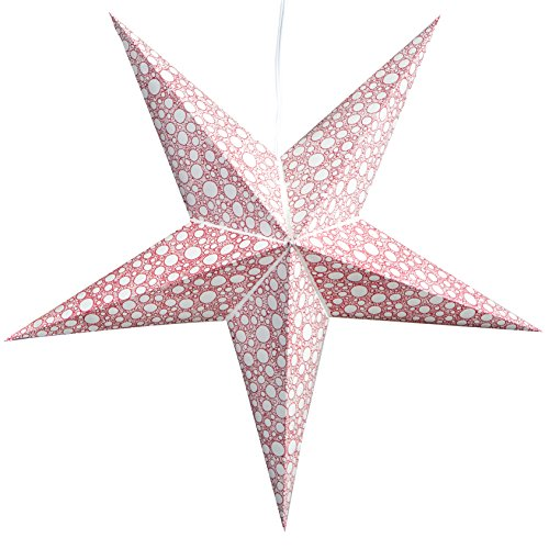 Star And Dot Pendant Light