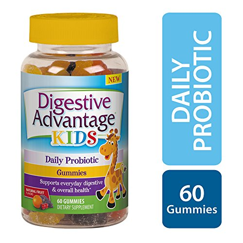 Digestive Advantage Kids Daily Probiotic Gummies - Survives...