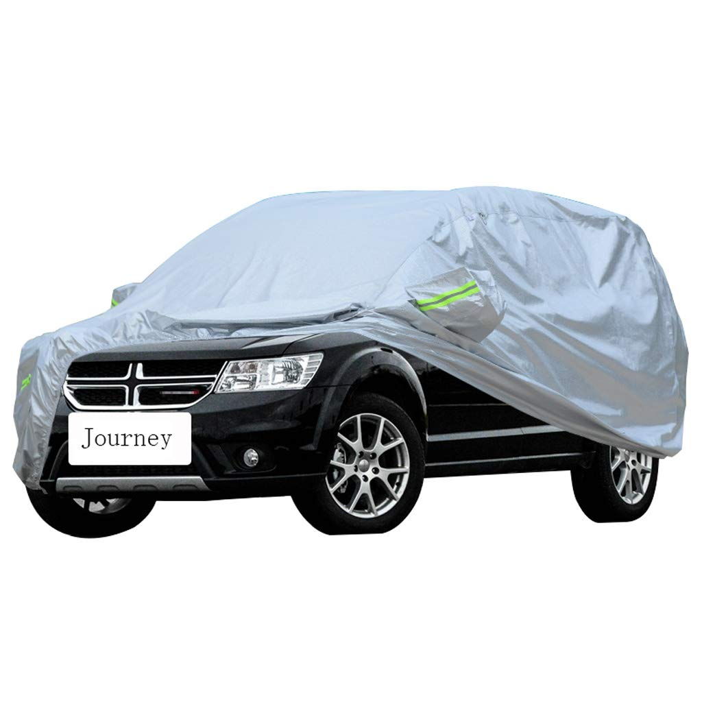 Car Cover Dodge Journey Car Special Car Cover SUV Thick Oxford Cloth Sun Protection Rain and Antifreeze Warm Car Cover CXSM-Car cover