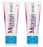 Mederma Advanced Scar Gel, 50 Grams, Pack of 2