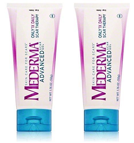 Mederma Advanced Scar Grams Pack