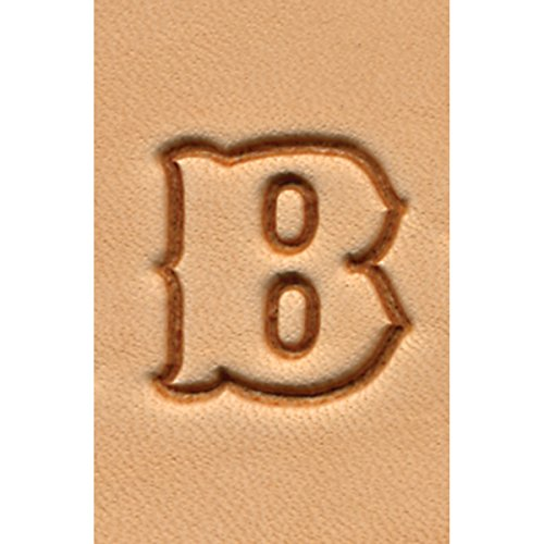 "Price comparison product image Tandy Leather Craftool 1"" (25 mm) Standard Alphabet Set 8132-00"