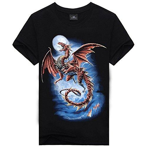 Dragon Slim T-shirt - 5