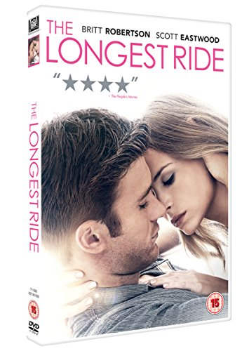 The Longest Ride [DVD] [2015]