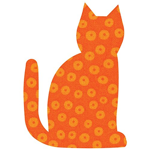 AccuQuilt GO! Baby Fabric Cutting Dies; Calico Cat - Calico Quilt Shop