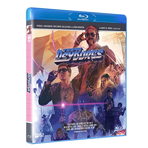 The Psyborgs [Blu-ray]