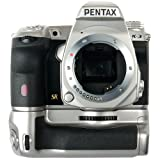 Pentax (Ricoh) K-3 Premium Silver Edition Body Only (Includes Grip)