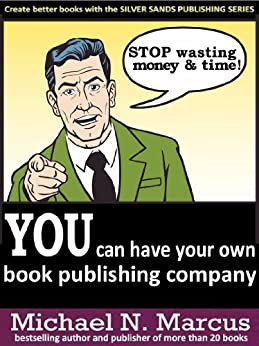 Can i publish my own book