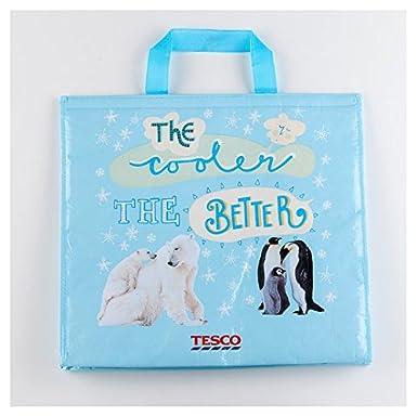1c7b72937cbc Tesco Luxury Cool Bag  Amazon.co.uk  Grocery