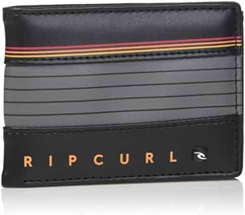 1edd126740e91 Rip Curl Men s Hold Down Stripe Wallet