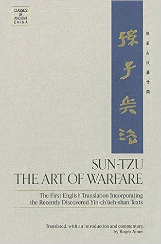 image for Sun Tzu: The Art of Warfare