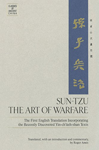Sun Tzu: The Art of Warfare