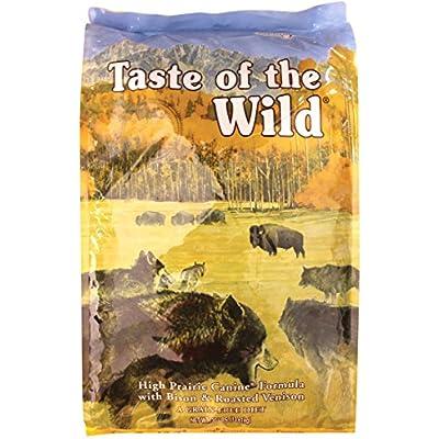 Taste of the Wild High Prairie Bison and Venison 28 Pound Bag