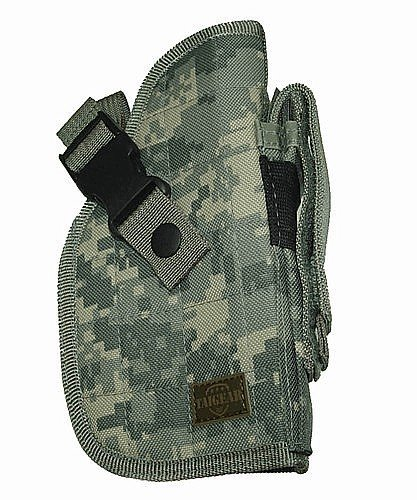 New Airsoft Holster Digital Camo Right Side Belt Pistol Holster