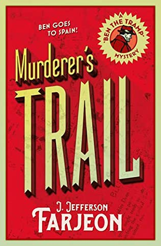 book cover of The Murderer\'s Trail