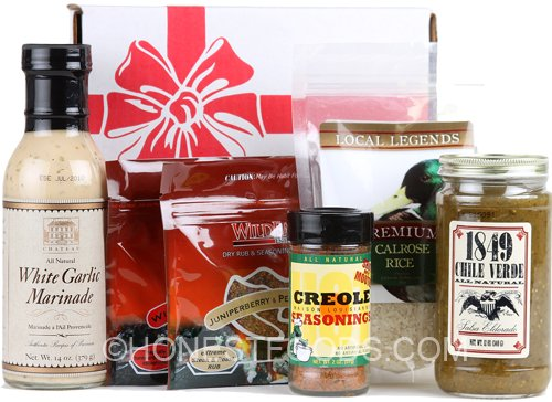 The Housewarmer Hospitality Gourmet Kit