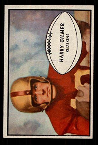 1953 Bowman Football #027 Harry Gilmer STARX 6 EX/MT (CS17207)