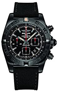 Breitling Chronomat 44 Blacksteel MB0111C3/BE35-253S