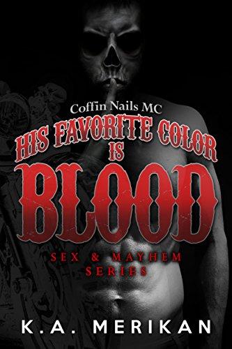 His Favorite Color Blood romance ebook