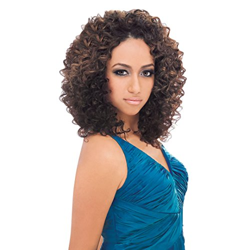 MITZI (S1B/33) - Outre Synthetic Quick Weave Half - Wig Halle