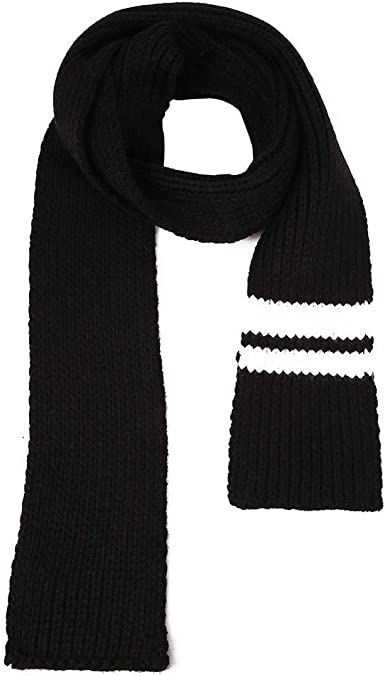 kids Scarves or Wraps Kids Knitted Scarf Fashion Solid Color Toddler Soft Warm Scarves Neck  Warmer Winter for Girls Womens Scarves & Wraps Accessories