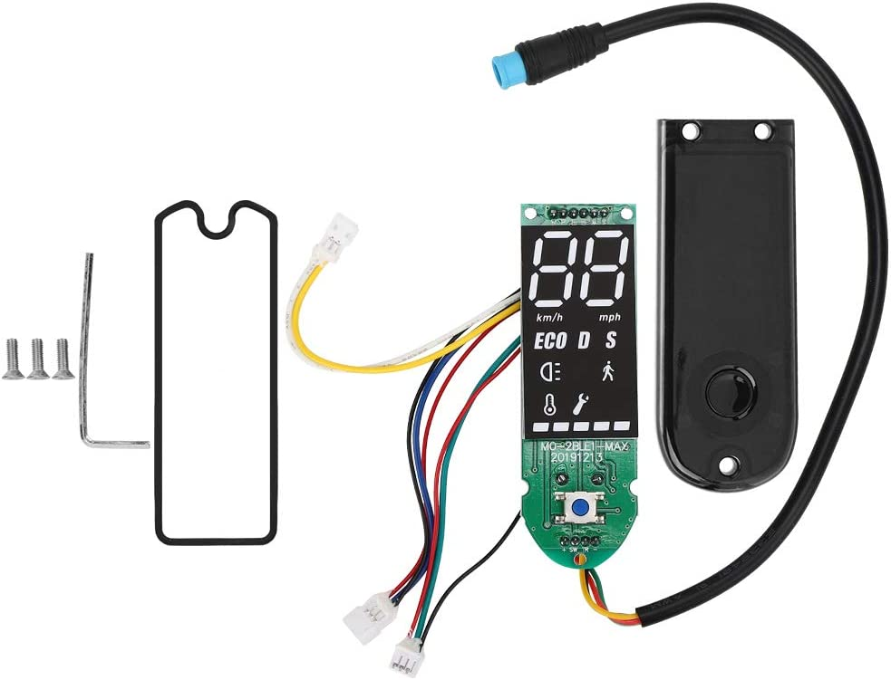 Dash Board Circuit Board Faceplate Kit Parts for Segway Ninebot Max G30
