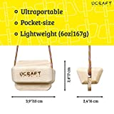 Ucraft Pocket-Sized Climbing Fingerboard