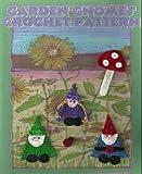 Garden Gnomes Crocheted Embellishments Pattern