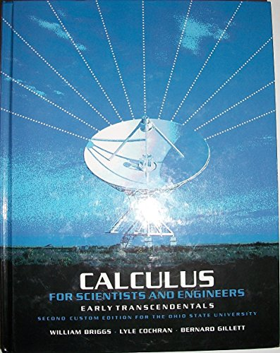 CALCULUS:F/SCI...:EARLY TRANS. >CUSTOM<
